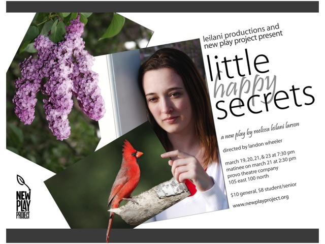 Little Happy Secrets at New Play Project